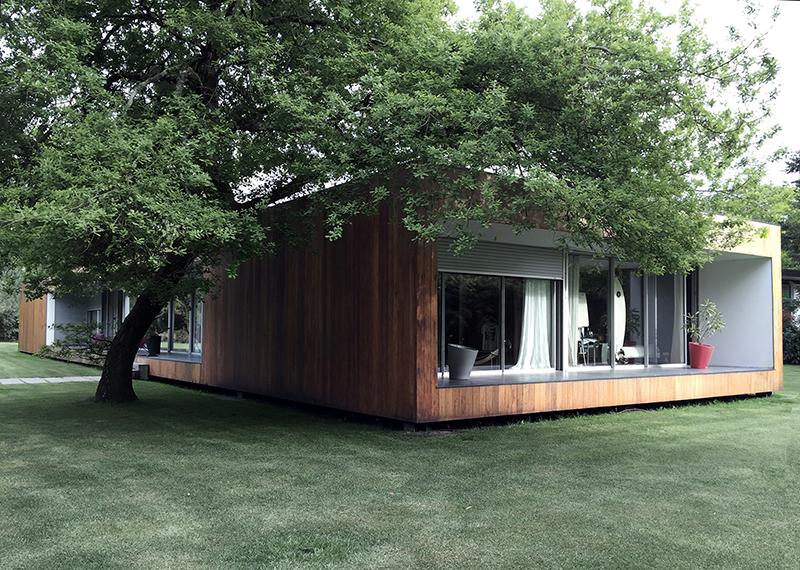 Maison individuelle schurdi levraud architecture for Maison individuelle architecte